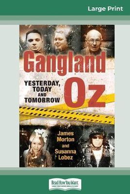 Gangland Oz by James Morton image