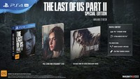 The Last of Us II Special Edition for PS4 image