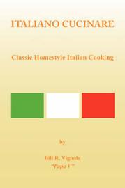 Italiano Cucinare by Bill Vignola image