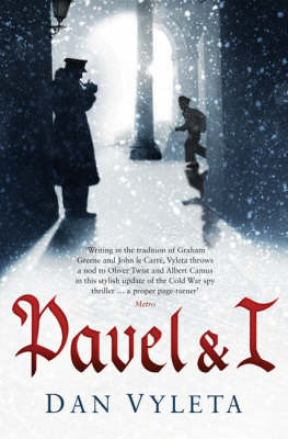 Pavel and I by Dan Vyleta image