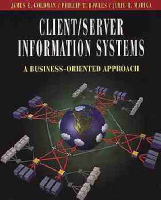 Client/Server Information Systems by James E. Goldman image