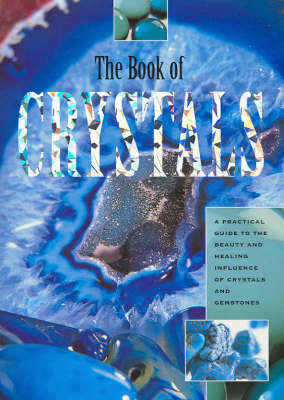 The Book of Crystals by Fiona Toy image