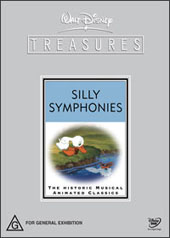 Disney Treasures - Silly Symphonies (2 Disc Set) on DVD