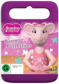 Angelina Ballerina: Tummy Butterflies on DVD