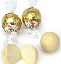 Lindt - Lindor Truffles White (60 Pieces)