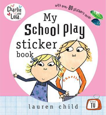 My School Play Sticker Book