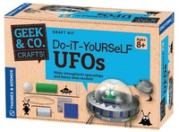 Geek & Co.: Do-It-Yourself UFOs - Craft Kit
