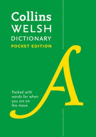 Collins Spurrell Welsh Pocket Dictionary by Collins Dictionaries