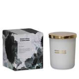 Me & My Trend: White/Gold Peony & Elderflower Candle