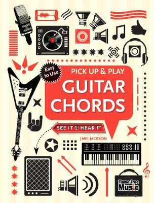 Guitar Chords (Pick Up and Play) by Jake Jackson image