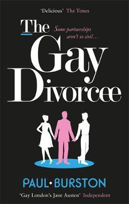 The Gay Divorcee by Paul Burston image