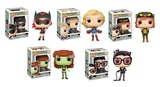 DC Bombshells: Series 2 - Pop! Vinyl Bundle (with a chance for a Chase version!)