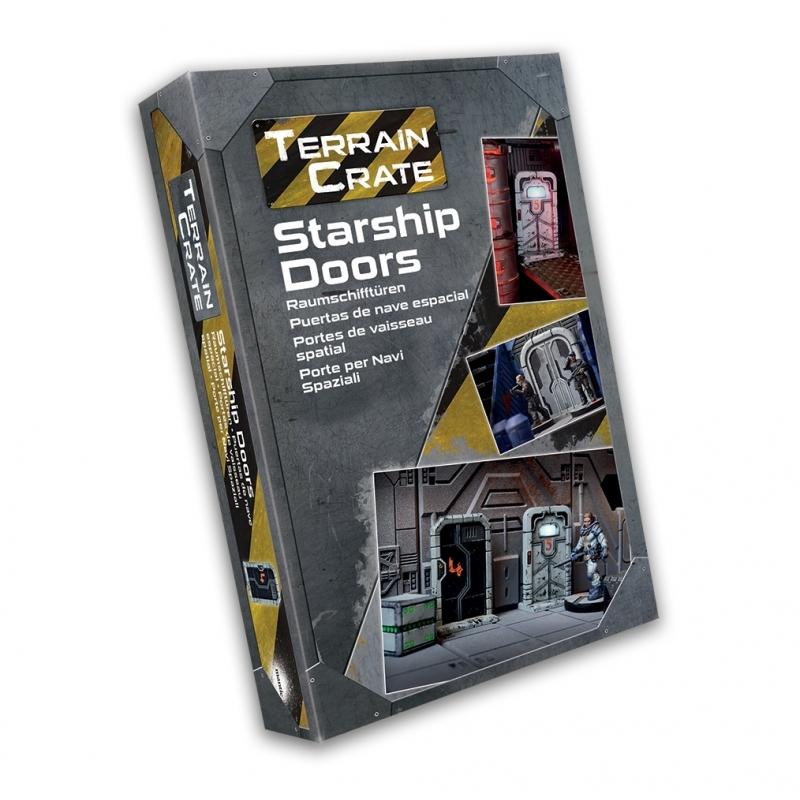 TerrainCrate: Starship Doors image