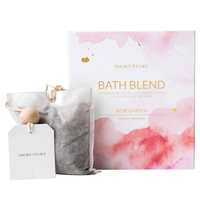 Short Story: Bath Blend - Rose Garden