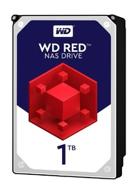 "1TB WD Red - 3.5"" IntelliPower NAS HDD (5400RPM)"