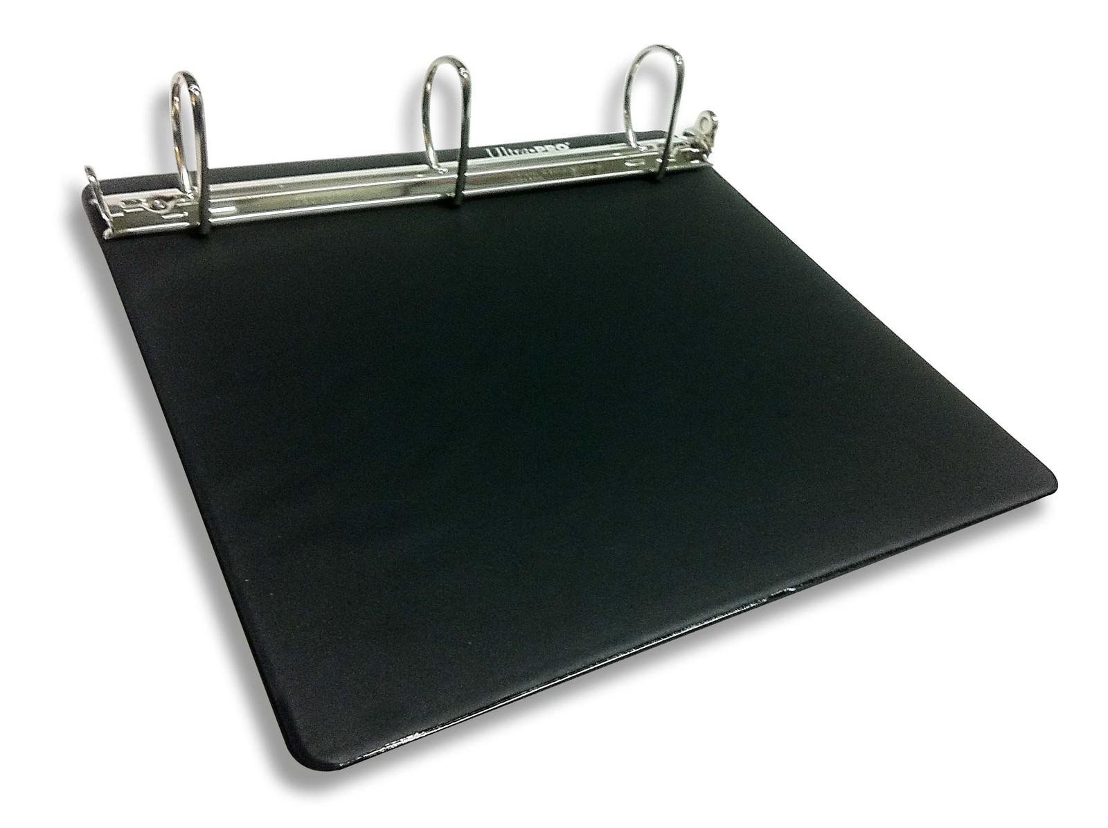 "Ultra Pro: 3"" Collectors Album - Black image"