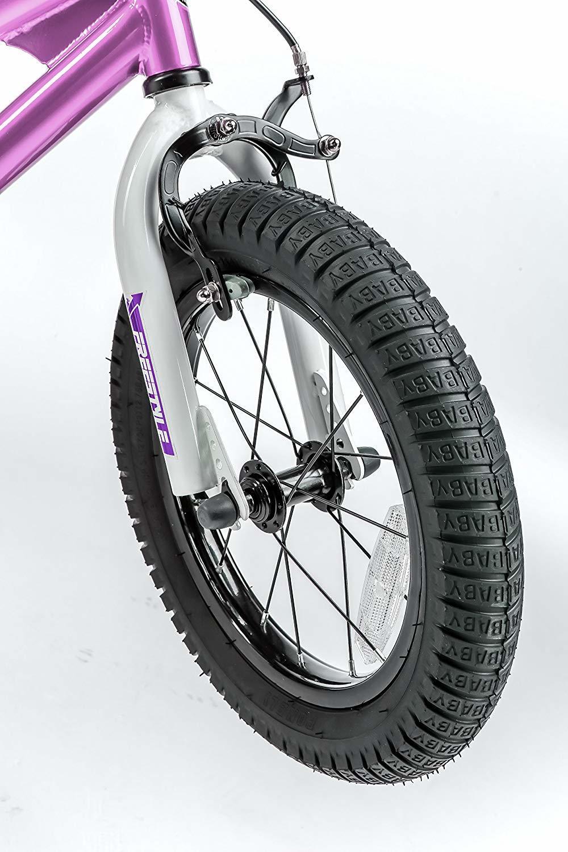 """RoyalBaby: BMX Freestyle - 14"""" Bike (Pink) image"""