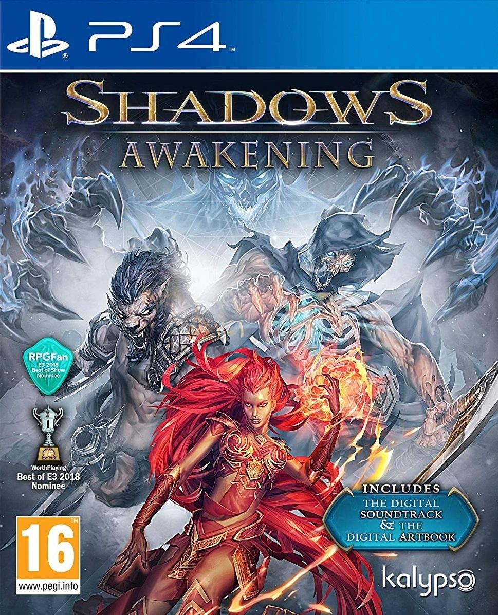 Shadows: Awakening for PS4 image
