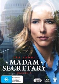 Madam Secretary: Season 4 on DVD