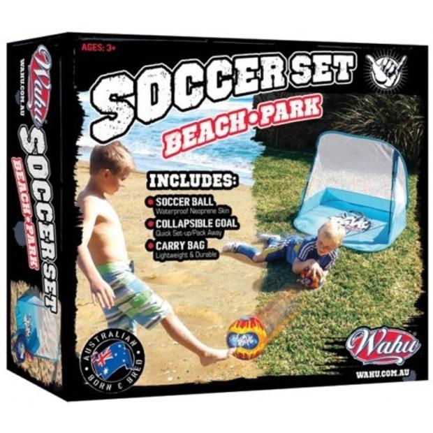 Wahu: Soccer Set