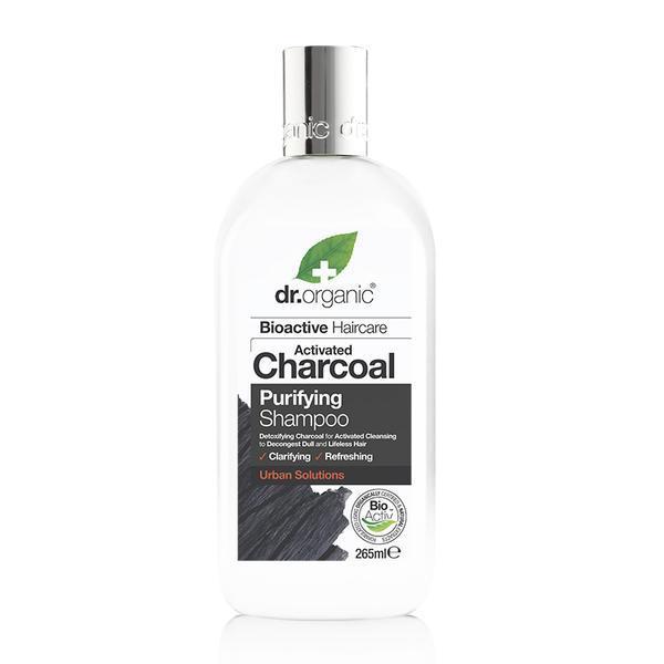 Dr. Organic - Charcoal Shampoo (265ml)