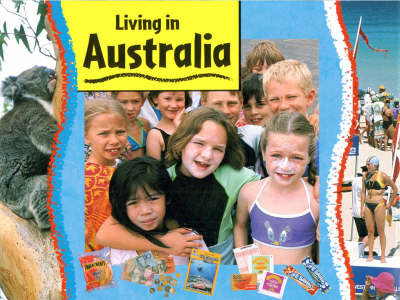 Living in Australia by Ruth Thompson image
