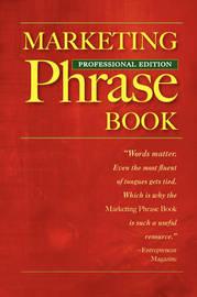 Marketing Phrase Book by Gail Hamilton