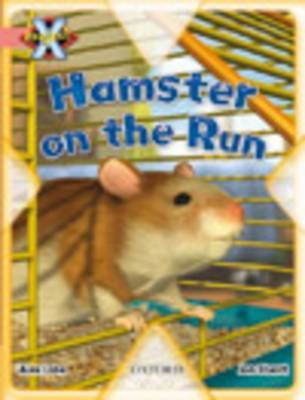 Project X: My Home: Hamster on the Run by Alex Lane image