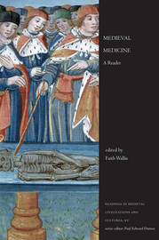 Medieval Medicine: A Reader by Faith Wallis image