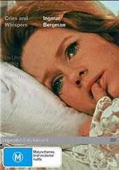 Cries And Whispers on DVD
