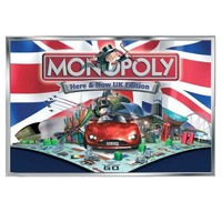 Monopoly Here and Now UK Edition image