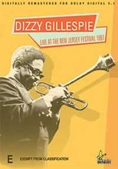 Dizzy Gillespie - Live In New Jersey on DVD