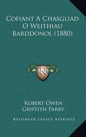 Cofiant a Chasgliad O Weithiau Barddonol (1880) by Griffith Parry