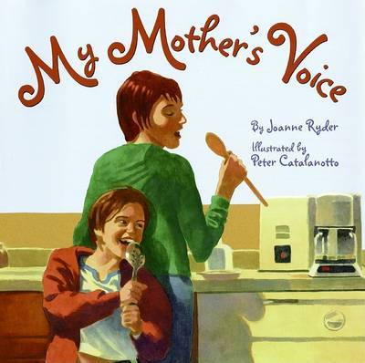 My Mother's Voice by Peter Catalanotto image