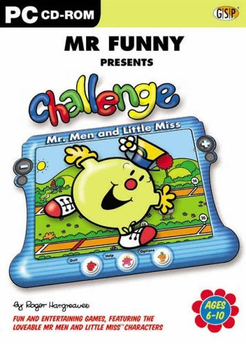 Mr. Funny Presents Challenge for PC Games