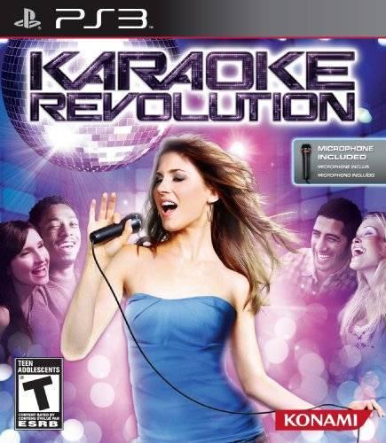 Karaoke Revolution for PS3