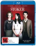Stoker on Blu-ray