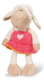 Nici Jolly Mah - Sheep Jolly Frances 35cm Dangling