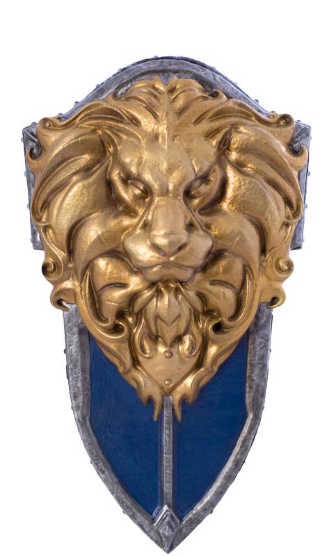 Warcraft Stormwind Shield Power Bank