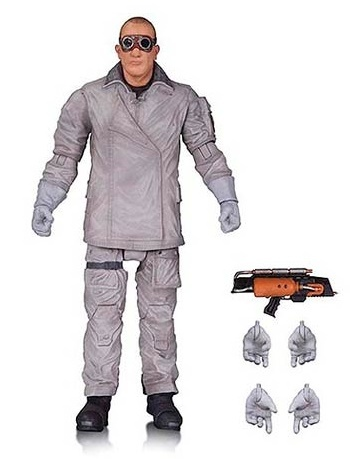 "Flash: Heat Wave - 6.75"" Action Figure image"