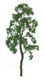 JTT: HO Scale Scenic Paper Birch - 2 Pack