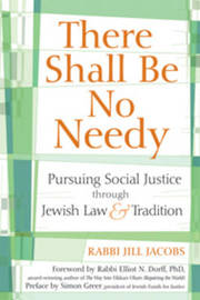 There Shall Be No Needy by Jill Jacobs image