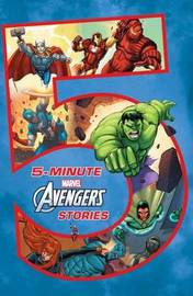 Marvel: 5-Minute Avengers Stories image