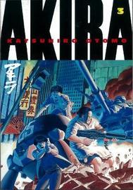 Akira Volume 3 by Katsuhiro Otomo image