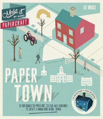 Make it: Paperscapes - Paper Town