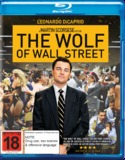 The Wolf of Wall Street on Blu-ray