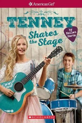Tenney Shares the Stage by Kellen Hertz image