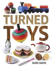 Turned Toys by M Baker