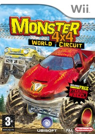 Monster 4X4: World Circuit for Nintendo Wii image