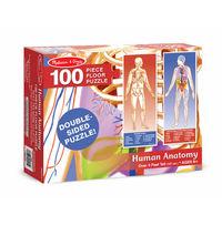 Melissa & Doug: Human Anatomy Floor Puzzle